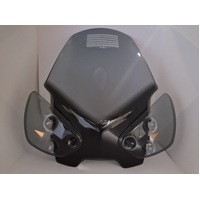 Puig Touring Screen to Suit Kawasaki Versys 650 2010-2014 (Light Smoke)