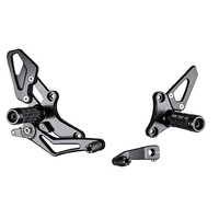 Bonamici Racing Rearsets To Suit BMW R Nine T / R1200R