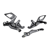 Bonamici Racing Rearsets To Suit BMW S1000R (2017 - onwards)