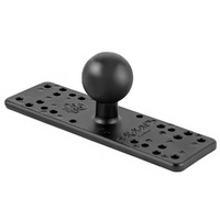 "RAM-111BU - RAM 6.25"" x 2"" Universal Electronics Base with 1.5"" Ball"