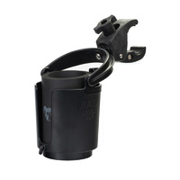 RAM-B-132-400U - RAM® Level Cup™ 16oz Drink Holder with RAM® Tough-Claw™ Mount