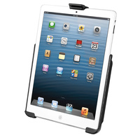 RAM-HOL-AP14U - RAM EZ-ROLL'R™ Model Specific Cradle for the Apple iPad mini 1-3 WITHOUT CASE, SKIN OR SLEEVE
