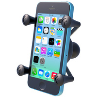 "RAM-HOL-UN7BU - RAM Universal X-Grip™ Cell Phone Holder with 1"" Ball"