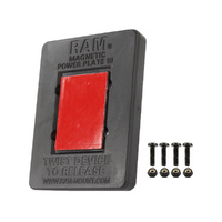 RAP-300-1U - RAM Magnetic Power Plate III for Radar Detectors