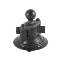 "RAP-B-224-1U - RAM Composite 3.3"" Diameter Suction Cup Base with 1"" Ball"