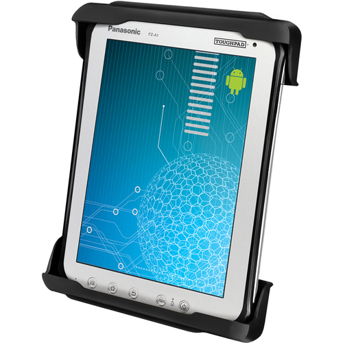 "RAM-HOL-TAB10U :: RAM Tab-Tite™ Spring Loaded Cradle for 9-10"" Tablets"
